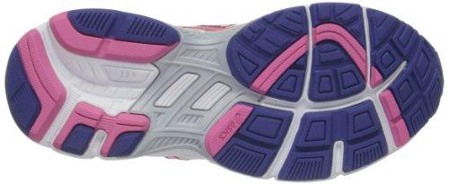 Asics GT 1000 GS - Zapatillas de running para niño Blanco / Rosa / Azul