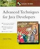 Advanced Techniques for Java Developers, Daniel J. Berg, 0471182087