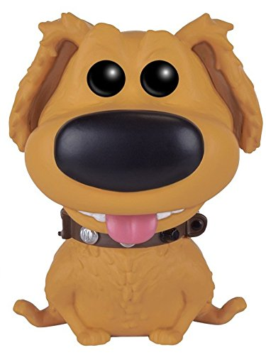 Funko POP Disney: Up - Dug Action Figure - Delivery Man Dog Costume