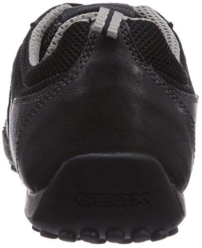 Nero C9999 Snake Uomo Black Basse Uomo da E Scarpe Ginnastica Geox UR8v5