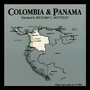 Colombia and Panama Audiobook