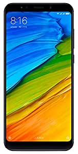 Smartphone Xiaomi Redmi 5 Plus 64GB Negro - Versión Global 4G