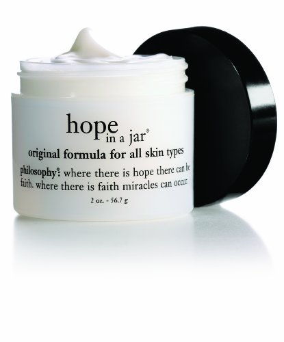 Philosophy Hope in a Jar Daily Moisturizer, All Skin Types, 2 Ounce