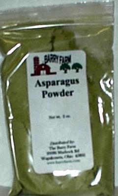 freeze dried asparagus - 3
