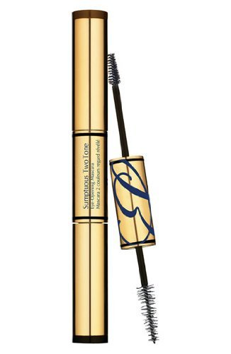 Estee Lauder Sumptuous Two Tone Eye-opening Mascara for Women, Bold Black/Rich Brown, 0.1 Ounce by Estee Lauder