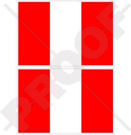 PERU Peruvian Civil Flag, South America 4