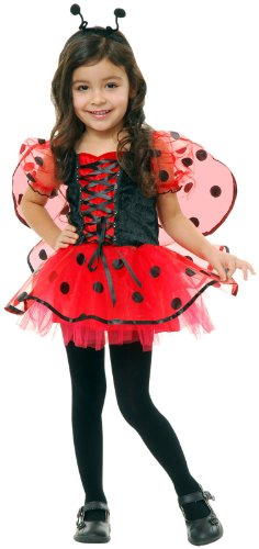 Love Bug Costume Baby (Charades Love Bug, Girls - XS/Sm)