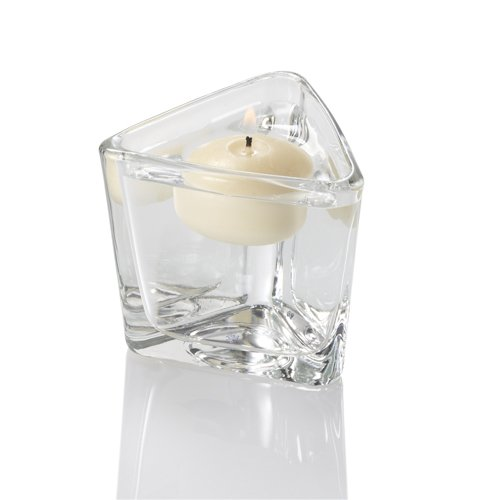 Richland 2'' Floating Candles Ivory Unscented Set of 144 by Richland (Image #3)