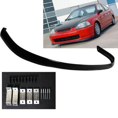 96-98 Honda Civic PU SIR Style Front Bumper Lip