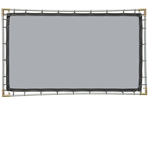 Carls FlexiGray Hanging Projector Screen