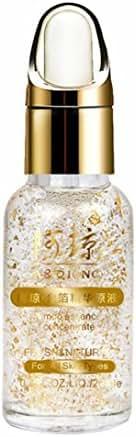 Hyaluronic Acid Serum,lotus.flower Hyaluronic Acid 24kt Gold The Best Anti Ageing Wrinkle Face Whitening Serum (20 ML)