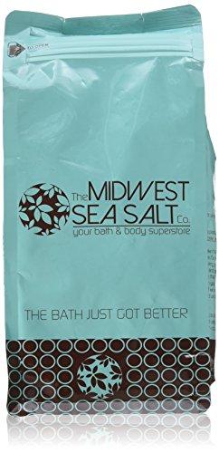 Fresh Rain Mediterranean Sea Bath Salt Soak - 5lb (Bulk) - Fine Grain (Bath Soak Rain)