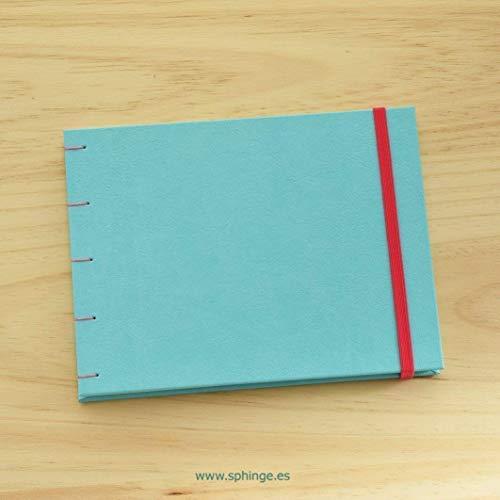 Cuaderno para pintar acuarela, para dibujar, personalizable. Papel especial 300 gr.
