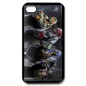 iPhone 4,4S Csaes phone Case Teenage Mutant Ninja Turtles RZSG92817