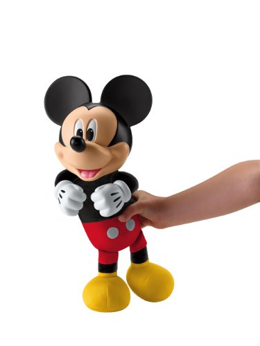 Diggity Dog Toy (Fisher-Price Disney Mickey Mouse Clubhouse Hot Diggity Dog Mickey)