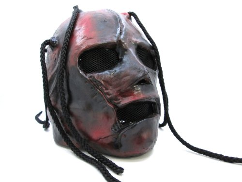 Corey talor Slipknot Latex Mask Costume Halloween Fancy Cosplay Party]()