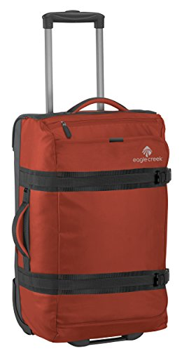 Eagle Creek No Matter What Flatbed 22 Inch Carry-on Luggage, Red Clay by Eagle Creek