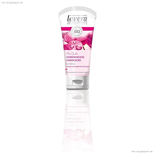 Lavera: Handcreme Bio-Wildrose (50 ml)