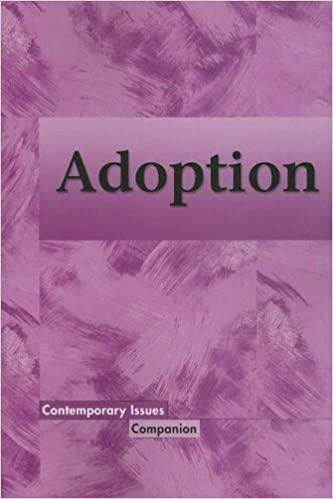 Adoption (Contemporary Issues Companion (Paperback))