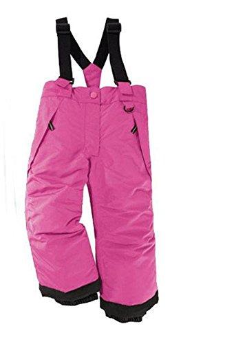 Kinder Mädchen Schneehose Skihose Hose Lupilu Ski Pink 98/104