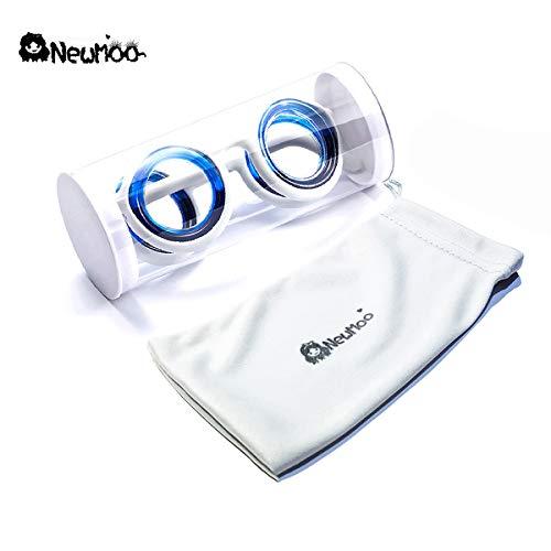 (Motion Sickness Smart Glasses Raised Airsick Lensless Detachable Portable Foldable Travel Sports Glasses Anti-motion Sickness)