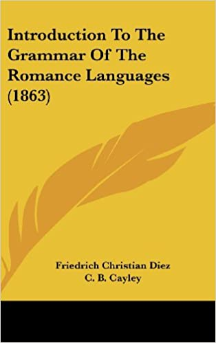 Descargar Con Mejortorrent Introduction To The Grammar Of The Romance Languages Archivos PDF