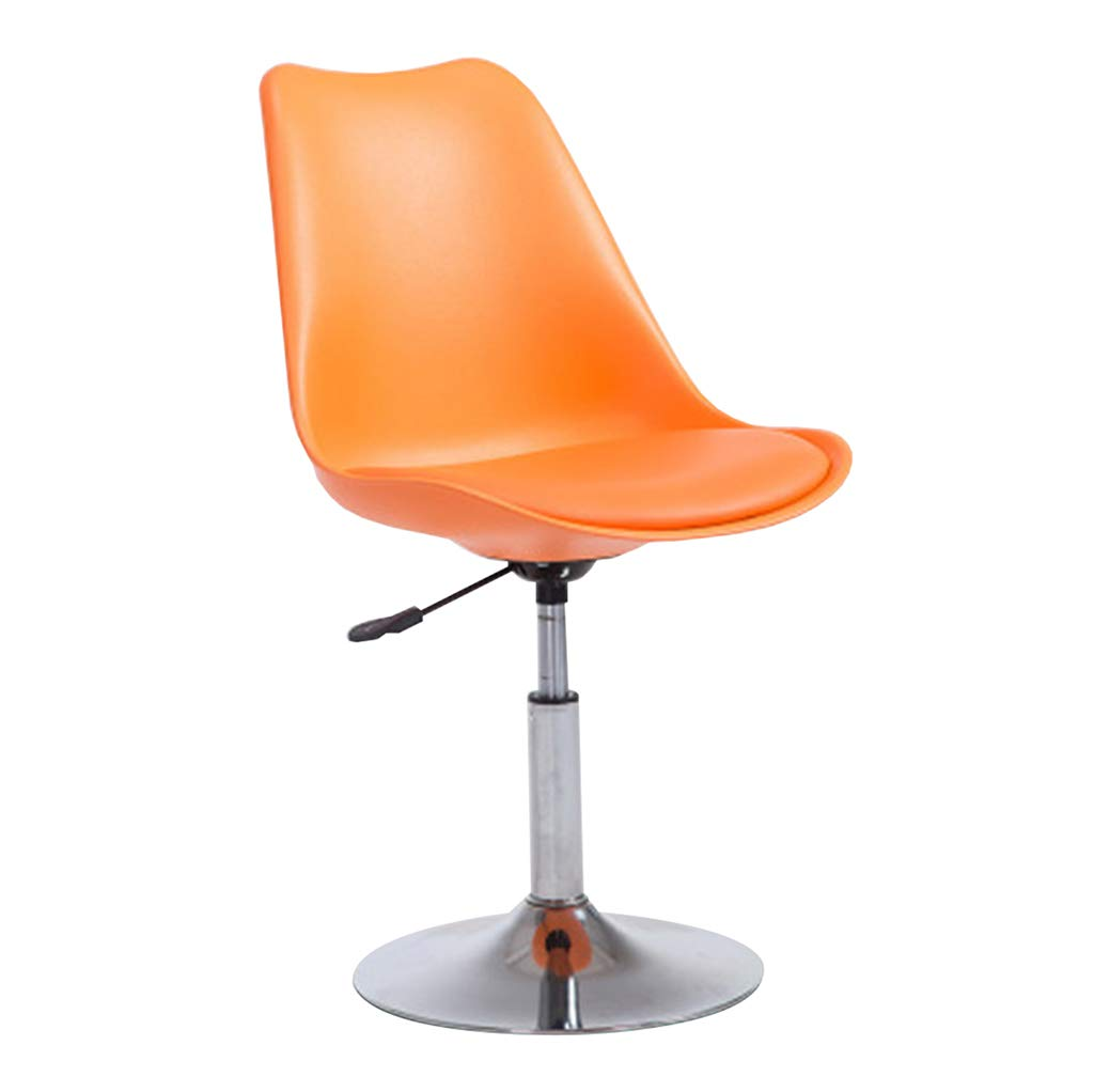 8 he yan Long Home Bar stools, Modern Simple Fashion Office Chair Can Lift redating bar Chair Bar Stool Adjustable Height with armrests Stool (color    2)