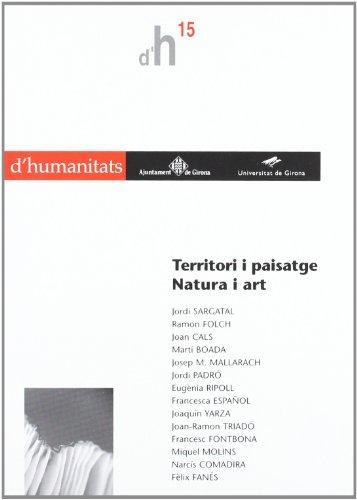 Descargar Libro Territori I Paisatge. Natura I Art Jordi Sargatal