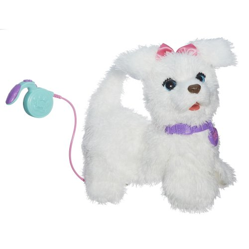 FurReal Friends Get Up & GoGo My Walkin' Pup Pet (Best Friend Max Walking Dog)