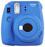 Fujifilm Instax Mini 9 Instant Camera, Smokey White