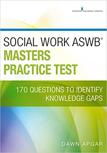 Social Work ASWB Masters Practice Test: 170 Questions to Identify ...