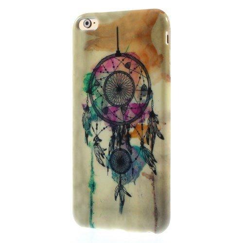 TPU Phone Case Cover Cool Skin Case Housse de protection Coque iPhone 6 Plus Dreamcatcher mysticisme magique