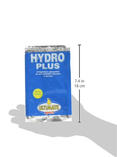 Amazon.com: Ultimate Hydro Plus 12 Sachets Lemon Flavour: Health & Personal Care