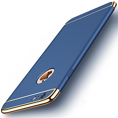 iPhone 6 Plus/6s Plus Case, ACMBO 3 in 1 Ultra Thin Full...
