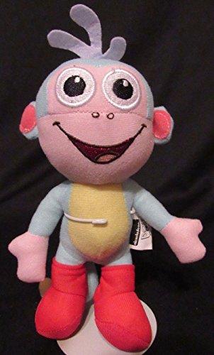 Doras Monkey (NICKELODEON DORA THE EXPLORER PLUSH BOOTS MONKEY plush doll)
