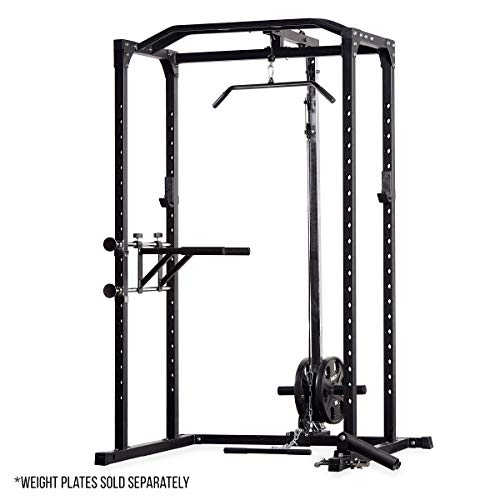 Top 10 Power Racks Weightlifting With Lat Pull Down Of