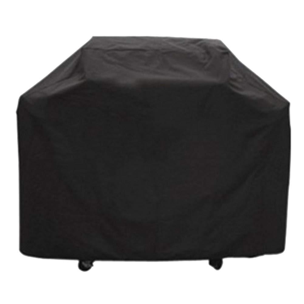 Im Freien Oxford Tuch Grill Staubschutz wasserdicht UV Markise Regenhimmel (Farbe : A, größe : 170x61x117cm)