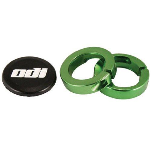 Odi ODI Lock Jaw Bicycle Grip Lock-On Clamps with Caps
