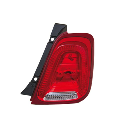 Tail Light Rear Lamp Right Fits ABARTH 500 Hatchback FIAT 2015-