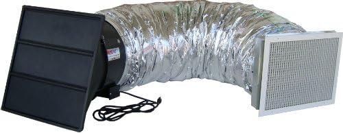 QC Manufacturering QC ES-2850 QuietCool Fan Energy Saver