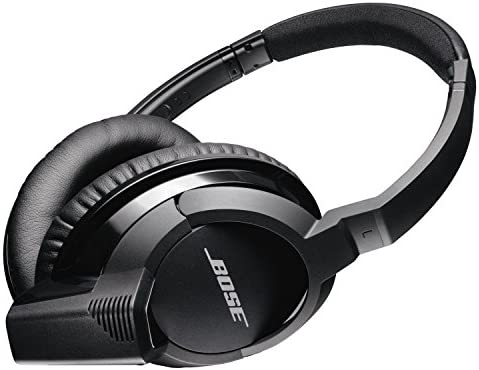 Bose SoundLink Around-Ear Bluetooth Headphones, Black Discontinued by Manufacturer