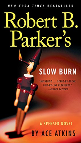 Robert B. Parker's Slow Burn (Spenser) cover