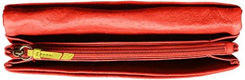 Liebeskind Core Red Berlin 3062 Slamls8 summer Portafoglio Donna Rosso rwrv4qz