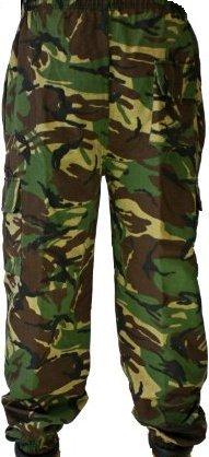 6ad39867e3 Kids Unisex Camouflage Woodland Combats Trousers: Amazon.co.uk ...