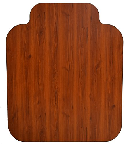 Laminate Chair Mat -Cherry-36x44 with Single Lip by Spectrum