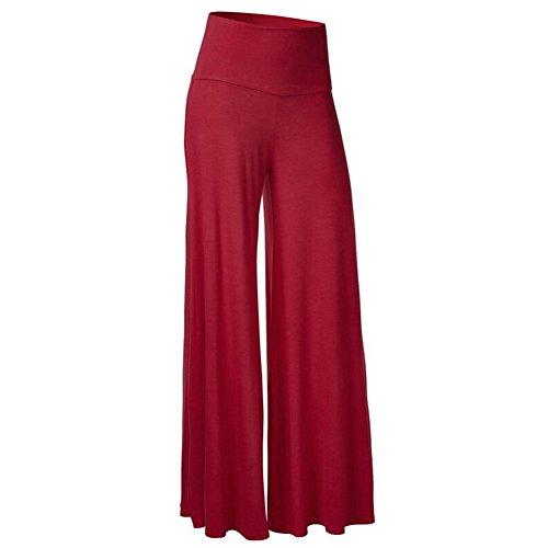 Michelle Pantaloni Wine Donna Red amp;A qBq8Sg