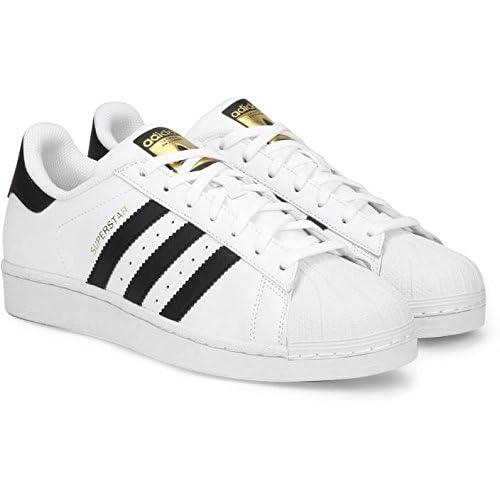 premium selection 7c83c 656fe ... purchase adidas unisex white sneakers 9.5 43efa 3befa