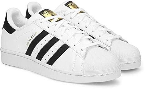 Adidas Unisex White Sneakers (9.5