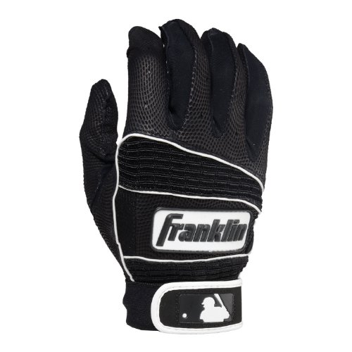 Franklin Leather Batting Glove - 3