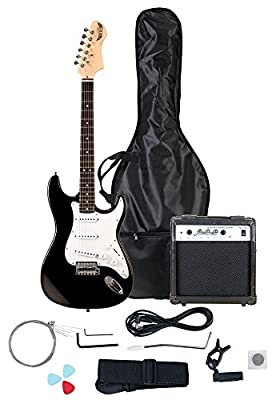 Stage Rocker SR304100 Electric Guitar Starter Kit